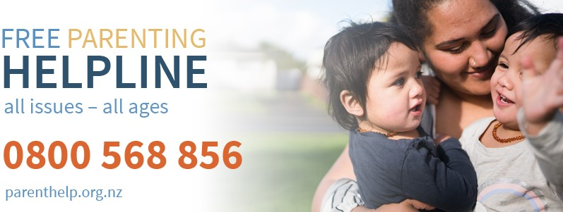 Parenting concerns? Call our parenting Helpline for support