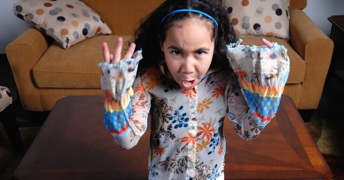 My 8 year old keeps exploding with anger - tips to deal with aggression in kids