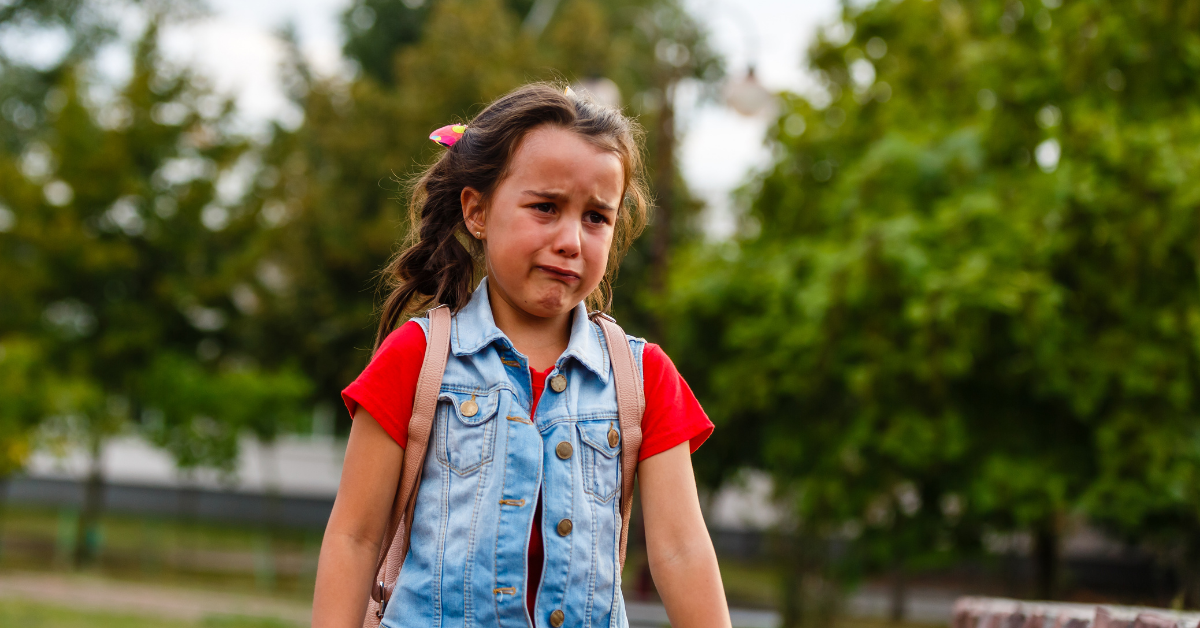 Separation anxiety in children - how to help?